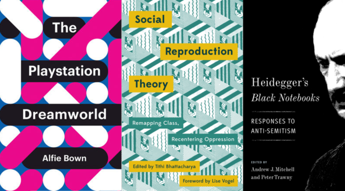 10 Critical Theory Books That Came Out in October (and Sept.)