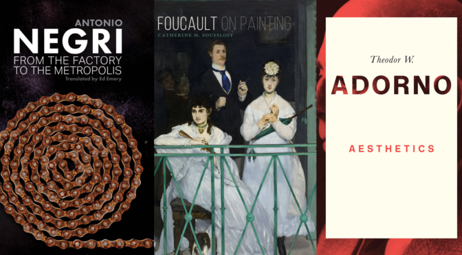 7 Critical Theory Books That Came Out in November, 2017