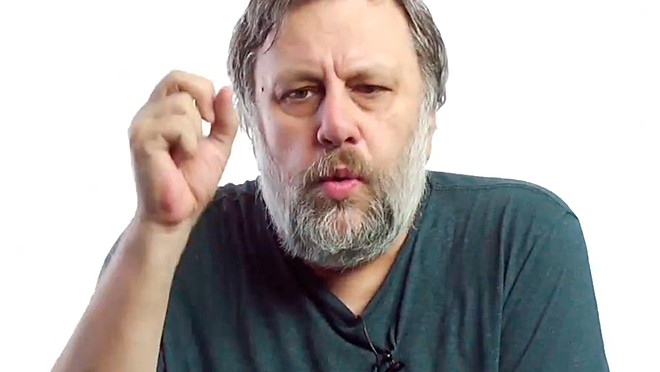 The Critical-Theory Guide to that Time Zizek Pissed Everyone Off (Again).