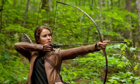 Baudrillard and the Hunger Games