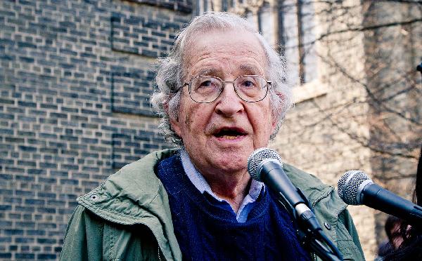 Noam Chomsky Calls Jacques Lacan a 'Charlatan'
