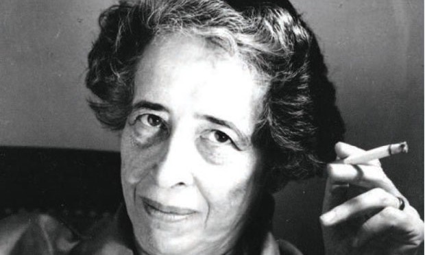 Watch the Trailer for the (Kind of) New Hannah Arendt Movie