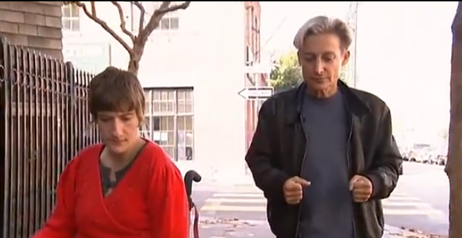 Watch Judith Butler and Sunaura Taylor Go for a Walk, Deconstruct it.