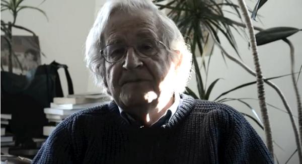 Somebody Got Noam Chomsky to Appear in a 'Gangnam Style' Video