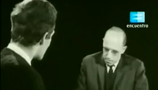 Alain Badiou Interviews Michel Foucault: 'What is Psychology?'