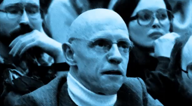 Listen to Foucault Lecture in English: The Culture of the Self