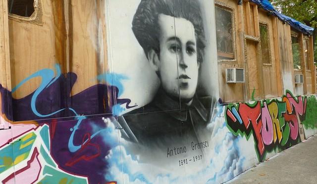 Gramsci Monument in Bronx Closes Shop