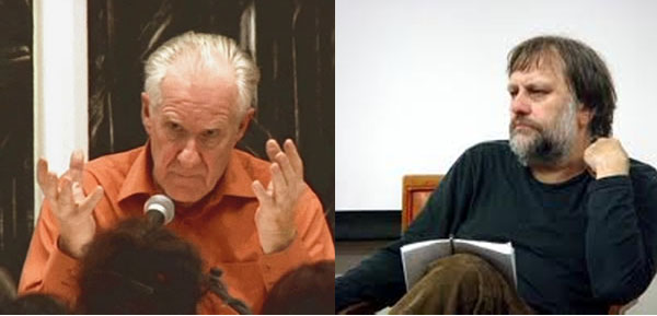 Submit Your Papers! Badiou and Zizek
