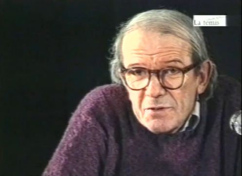 Watch: Gilles Deleuze on Cinema and What is the Creative Act?