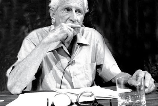 Newly Found Marcuse Manuscripts Show Evolution of 'One Dimensional Man'