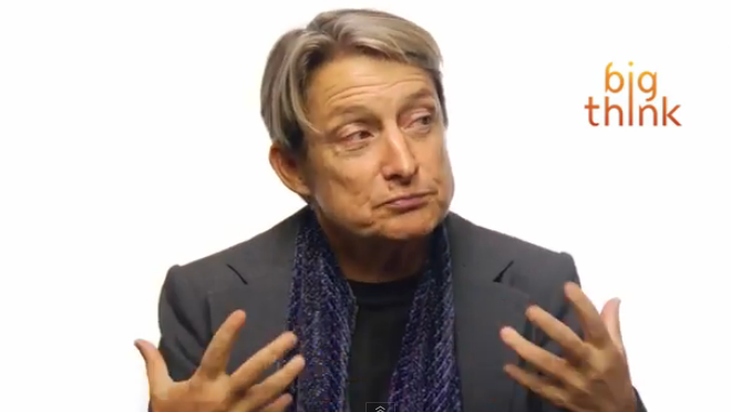 Watch: Judith Butler Explains How Your Behavior Creates Your Gender in 3 Minutes