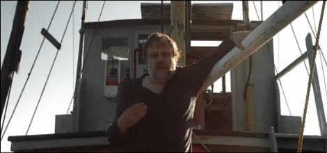 Watch: Zizek on Jaws and Fascism
