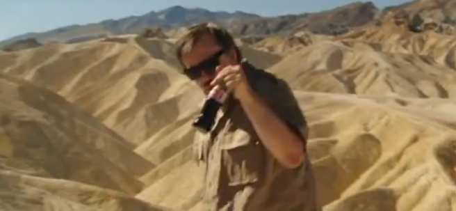 Watch Zizek Explain Why Coke is the Perfect Commodity