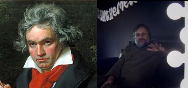 Watch Zizek Talk About Beethoven's Subversive Nature