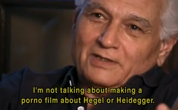 Watch the Derrida Documentary on YouTube.