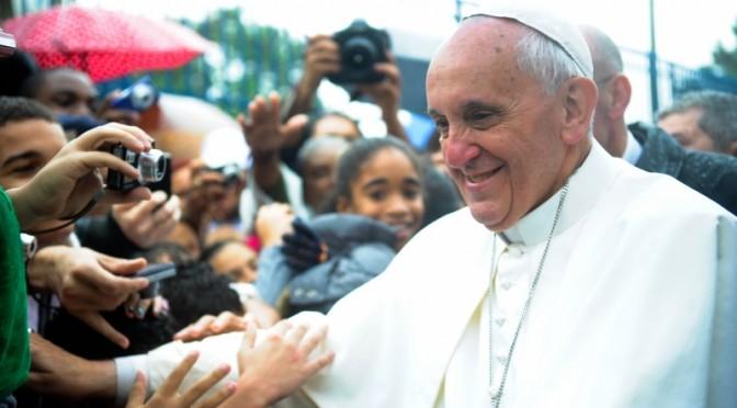 Pope Francis Releases Super Rad Commie Manifesto