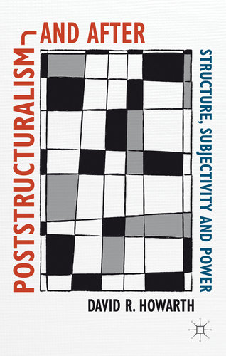 post-structuralism book