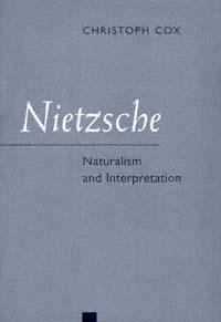 Naturalism and Interpretation nietzsche