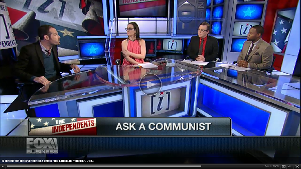 This Time, Fox Wasn't Lying When They Called Someone a Commie