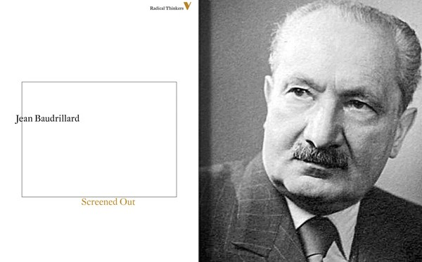 Free Read: Jean Baudrillard's 'Necrospective around Martin Heidegger'