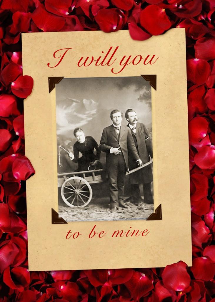 Nietzsche Valentine Card Whip