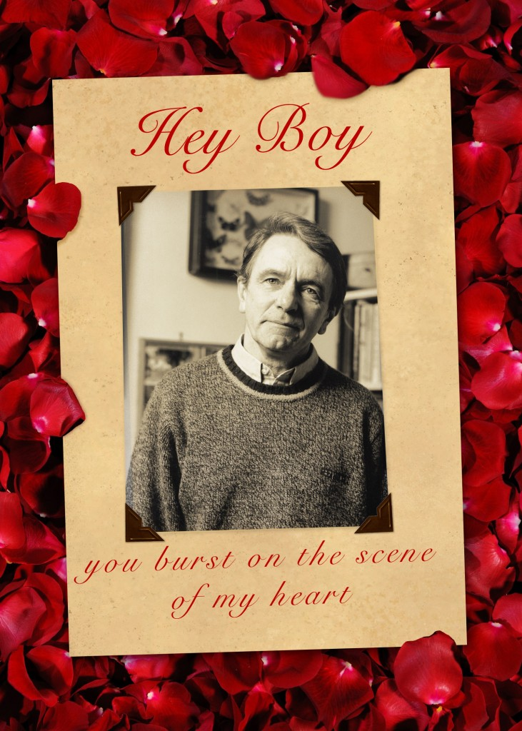 Ranciere Valentine Day Card