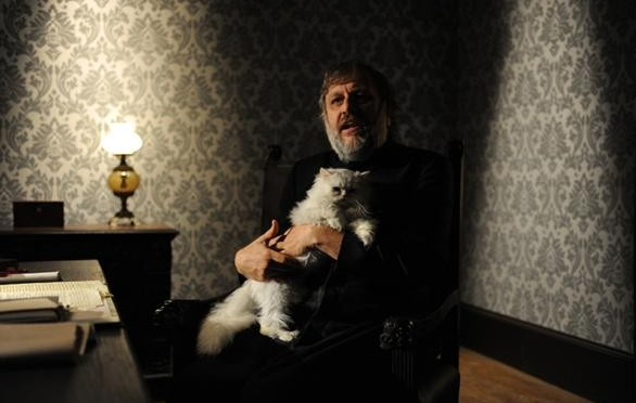Cats are Bourgeois Scum, and Other Things I Learned from Zizek's Live Chat