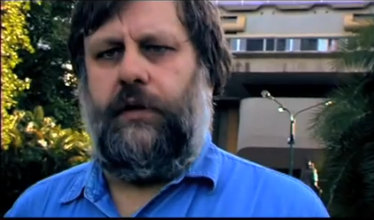 Happy Valentine's Day: Watch Zizek Explain Why Love is Evil