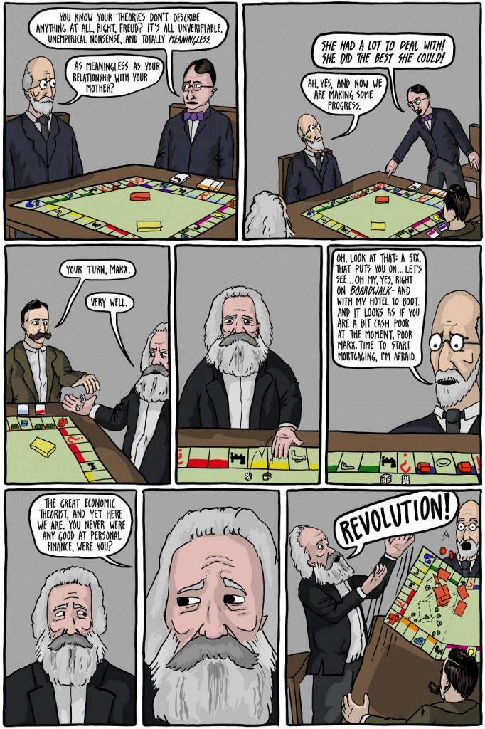 critical theory monopoly 2