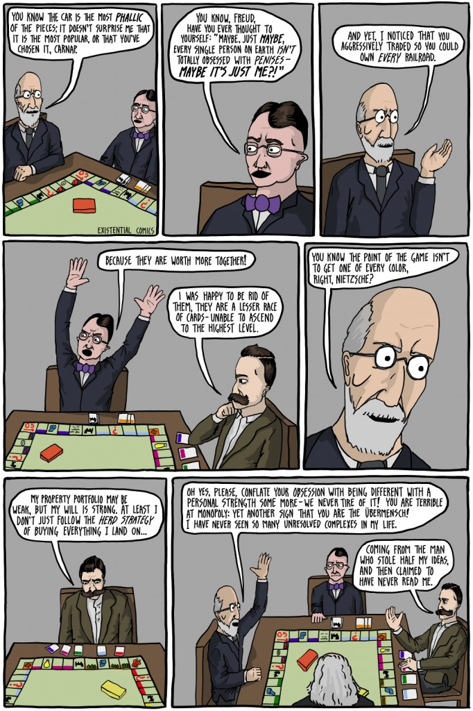 critical theory monopoly