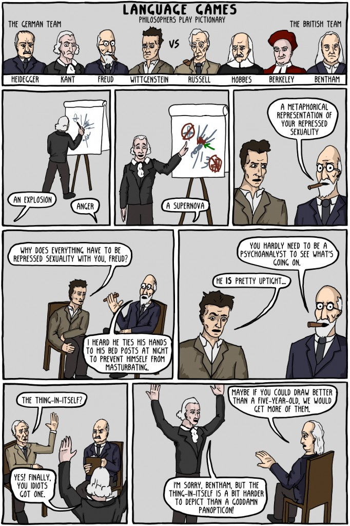 philosophers play pictionary 1