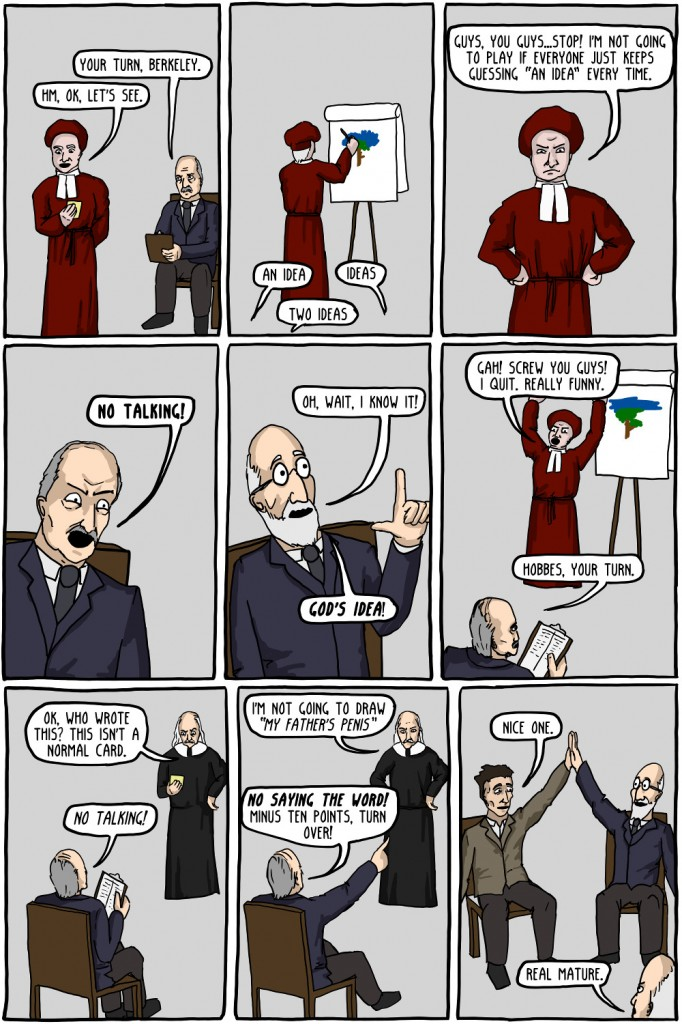 philosophers play pictionary 2