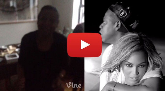 bell hooks Dancing to Beyonce's 'Drunk in Love' is the Most Adorable Thing You'll See All Day