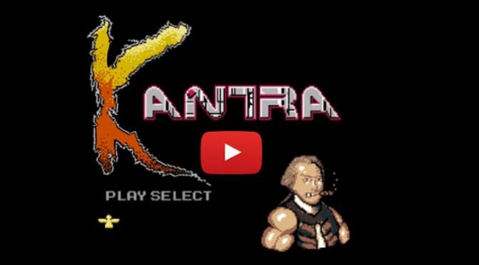 Watch 8-Bit Philosophy: Kant on Determinism