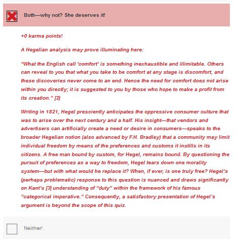 clickhole quiz hegel 2