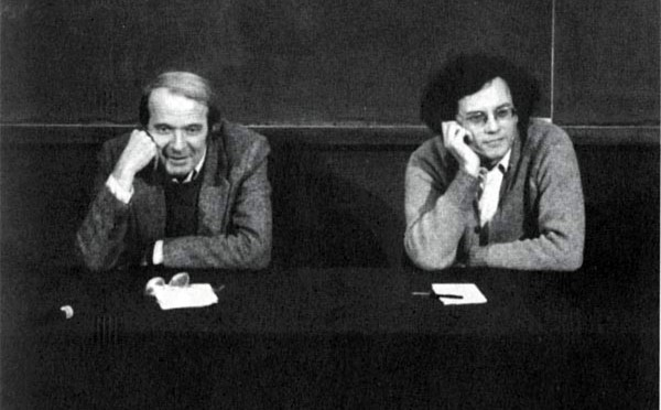 Submit your Papers! Gilles Deleuze and Felix Guattari: Refrains of Freedom