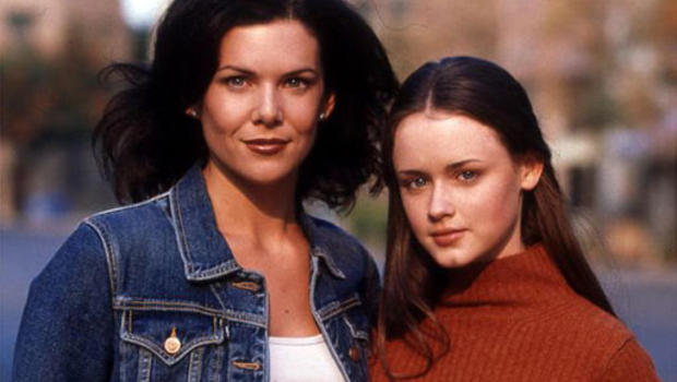 7 Totally Continental Moments in Gilmore Girls