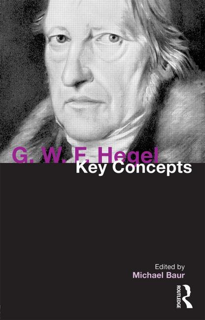 hegel key concepts