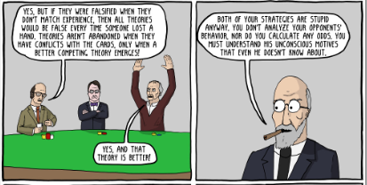 The Philosophy of the Science of Poker [Comic]