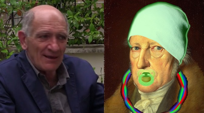 Paolo Virno on Why Hegel is More Exciting Than Raves