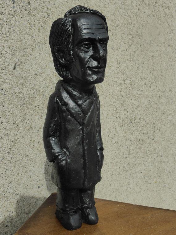 gilles deleuze figurine