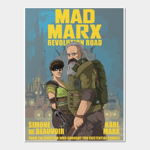mad marx print