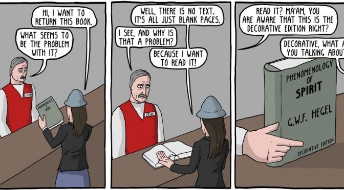 The Philosophy Return Counter [Comic]