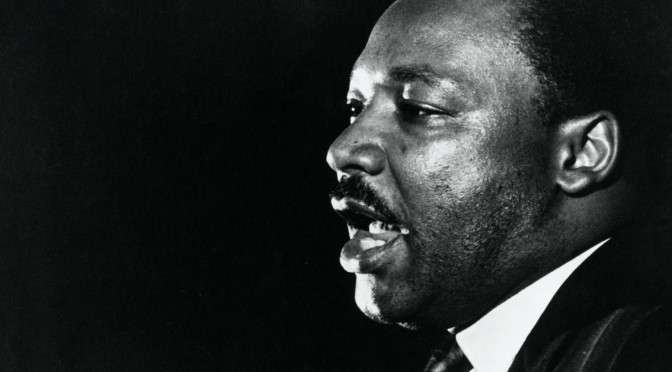 The Influence of Existentialism on Martin Luther King, Jr.