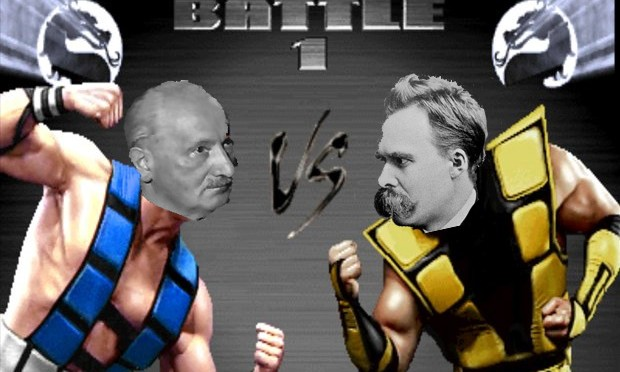Philosopher March Madness: The Championship