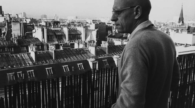 Submit Your Papers! The Foucault Circle 2016