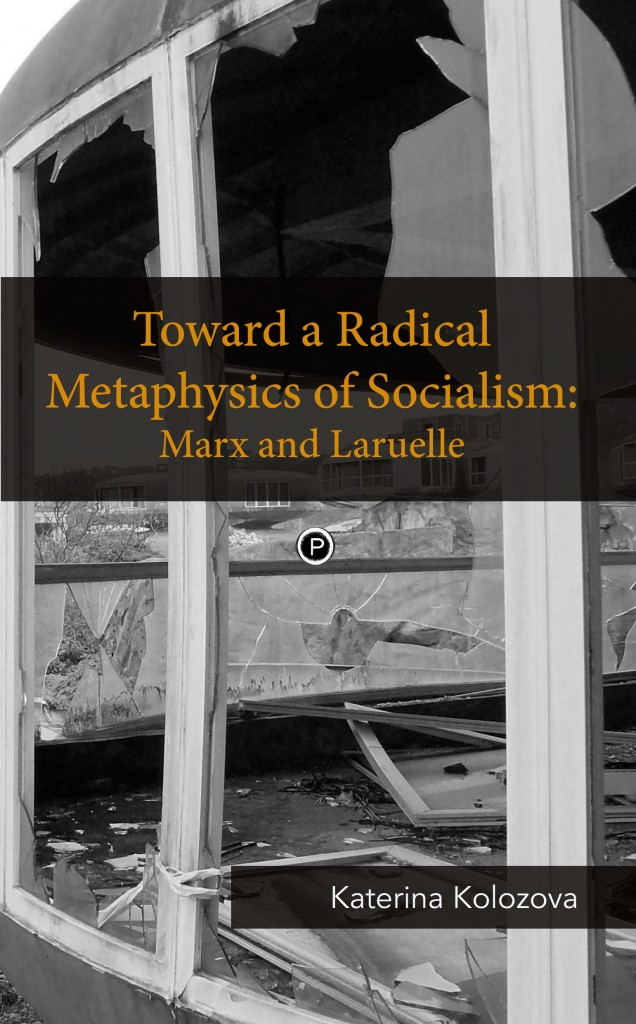 Toward a Radical Metaphysics of Socialism