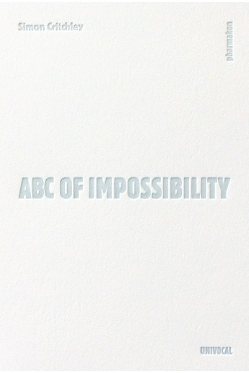 abc of impossibility critchley