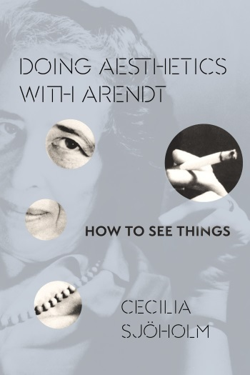 doing aesthetics with arendt