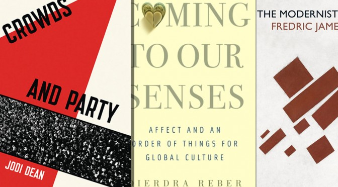 10 Critical Theory Books That Came Out in February, 2016
